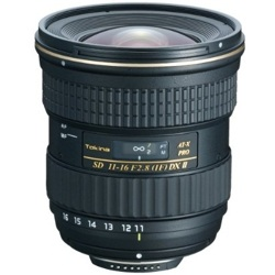 Tokina-AT-X 11-16mm f/2.8 PRO DX II for Sony-Lenses - SLR & Compact System
