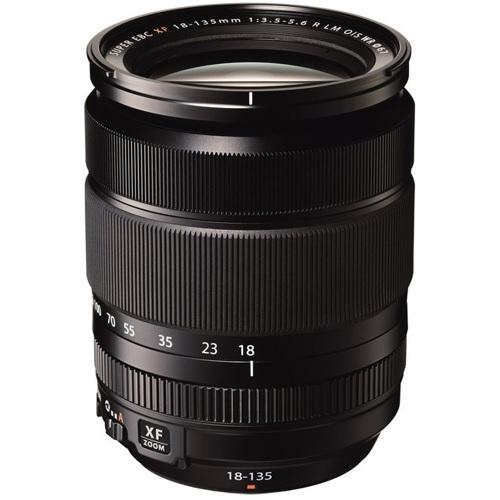 Fujifilm-FUJINON XF 18-135mm F3.5-5.6 R LM OIS WR-Lenses - SLR & Compact System