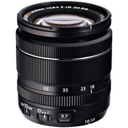 Fujifilm-FUJINON XF 18-55mm F2.8-4.0 R Lens-Lenses - SLR & Compact System