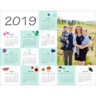 Magnet Calendar 8 1/2 X 11