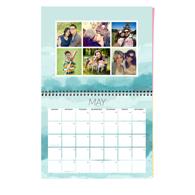 Brushed Calendar - 2019