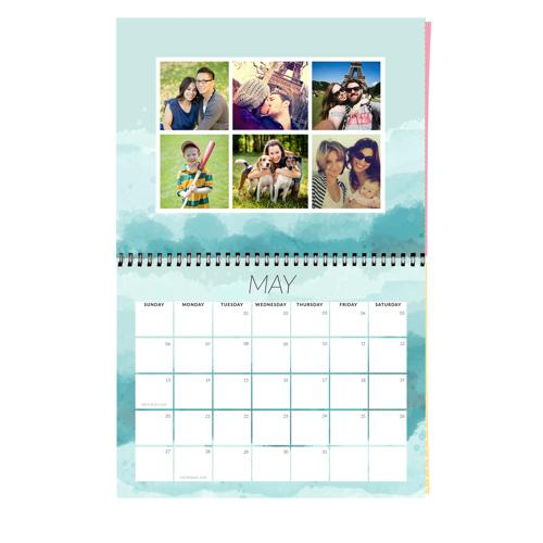 Brushed Calendar - 2020