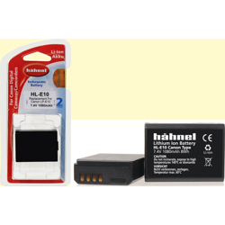 Hähnel-HL-E10 Replacement Battery for Canon LP-E10-Battery Packs & Adapters