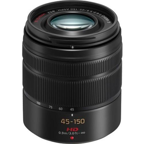 Panasonic-H-FS45150K Lumix G VARIO 45-150mm-Lenses - SLR & Compact System
