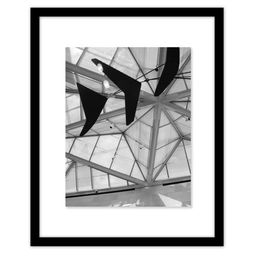 Malden-16x20 Floater Black-Cadres Photo