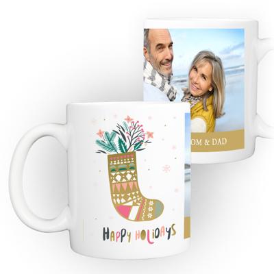Christmas Mug - A3