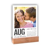 5x7 - 2019 Standing Calendar