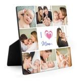 10x10 Easel Print - I Love Mom