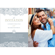 Classy - 1 Sided Invitation