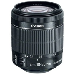Canon-EF-S 18-55mm f/3.5-5.6 IS STM-Lenses - SLR & Compact System