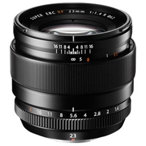 Fujifilm-FUJINON XF 23mm F1.4 R-Lenses - SLR & Compact System