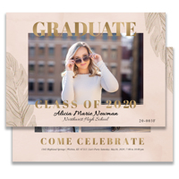 Graduation Announcement (20-003)