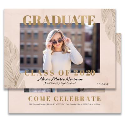 Graduation Announcement (20-003)