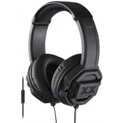 JVC-XTREME XPLOSIVES Over-Ear Headphones HA-MR60X-Headphones