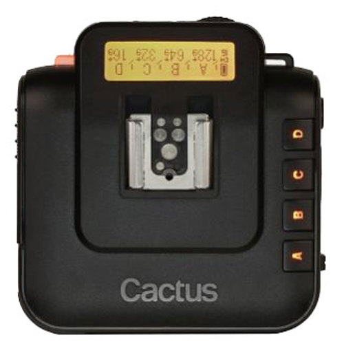 Cactus-Wireless Flash Transceiver V6-Flash Accessories
