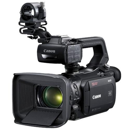 Canon-XA50 4K Ultra High Definition Camcorder-Video Cameras