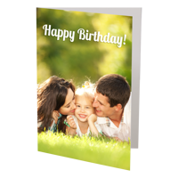 (24 PACK) 5x7 Folded Card - Vertical