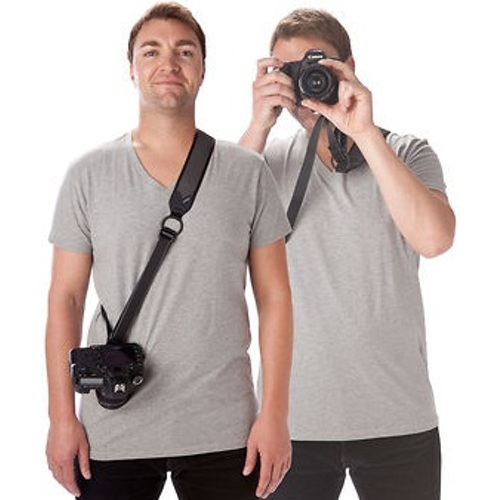Joby-UltraFit Sling Strap for Men-Camera Straps & Vests