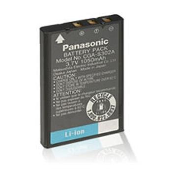 Panasonic-CGA-S302A/1B-Battery Packs & Adapters