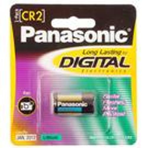 Panasonic-CR2 Lithium-Piles