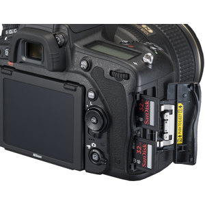 D750 DSLR Camera - Body Only - Black