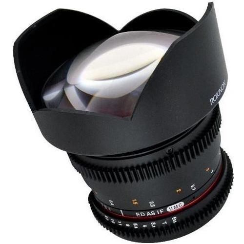 Rokinon-14mm T3.1 CINE Lens for Nikon-Lenses - SLR & Compact System