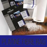 Canson Platine Rag fibre