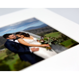 "8""×10"" Slip In Photo Mounts - 5""x7"" window"