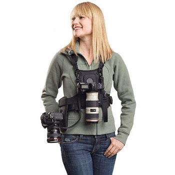 Cotton Carrier-Black Camera System – All Camera Types BUNDLE-Camera Straps & Vests