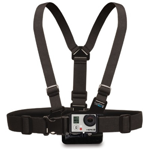 GoPro-Chest Mount Harness #GCHM30-001-Video Camera Accessories