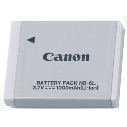 Canon-NB-6L-Battery Packs & Adapters