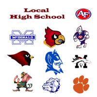 Graduation Invitations Local Schools