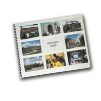 Photo Booklet  -  107 Uncorrected  Horizontal Images