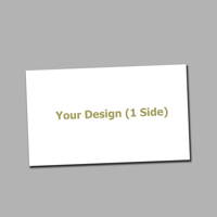 ~~Your Design 1 Side~~ ~~~ Set of 100 Cards~~~