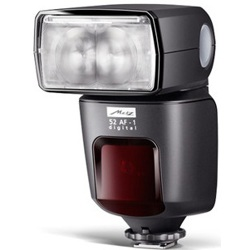 Metz-MECABLITZ 52 AF-1 Digital Flash System for Nikon-Flashes and Speedlights