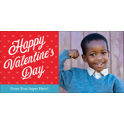 4x8 Premium Greeting Card (Val-C5)