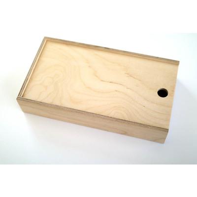 Memory Box Birch + 16GB USB3.0 - Vanilla Rectangle