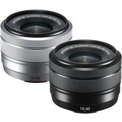 Fujifilm-Fujinon XC 15-45mm F3.5-5.6 OIS PZ-Lenses - SLR & Compact System