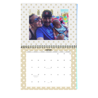 Geometrical Calendar - 2018