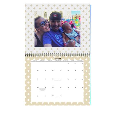 Geometrical Calendar - 2019