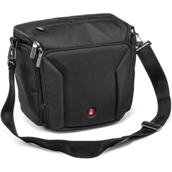 Manfrotto-Professional Shoulder Bag 30 - Black #MB MP-SB-30BB-Bags and Cases