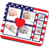 American Flag Mousemat