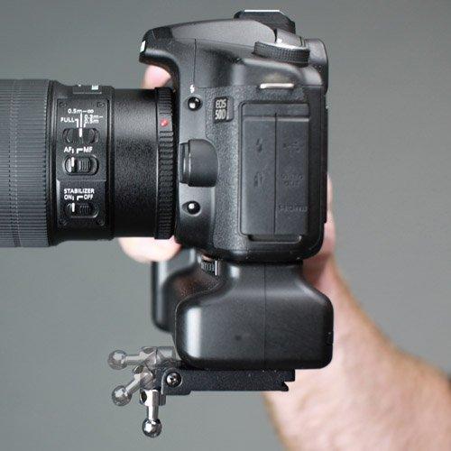 Carry Speed- Plaque de montage pliable F-1 #PC96771-Accessoires pour Trépieds, Monopieds et Fixation