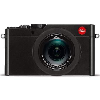 Leica-D-Lux Typ 109 Digital Camera - Black-Digital Cameras