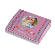 Folded Note Cards - Set of 12 - Horizontal