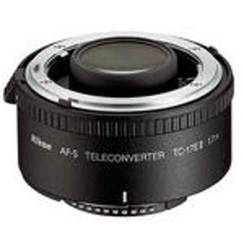Nikon-Téléconvertisseur AF-S de 1.7x TC-17E II-Convertisseurs et Adaptateurs d'Objectifs