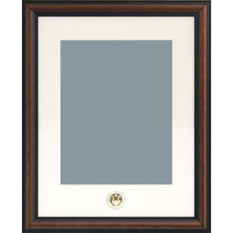 rcm traditional wood portrait frame 0810wd rcm royal conservatory of music diploma - Music Picture Frame
