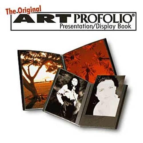 Itoya-IA-12-7 The Original Art Portfolio 8 x 10 - 24 sleeves-Albums and Portfolios