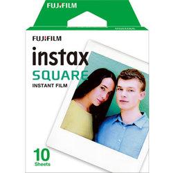 Fujifilm-Instax Square Film - 10 Sheets-Film