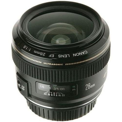 Canon-EF 28mm F1.8 USM-Lenses - SLR & Compact System